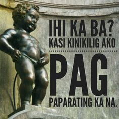 Pick up lines Pick Up Lines Tagalog, Tagalog Quotes, Hugot Quotes, Hugot Lines, Pickup Lines, Sweet Quotes, Love Notes, Pinoy, Crush Quotes