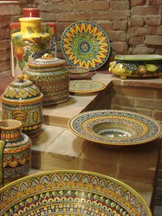 Deruta & Oh to have some Deruta in my kitchen!! A girl can dream:)   home ...