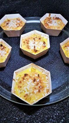gratins d'ananas à la noix de coco et rhum - toc-cuisine.fr