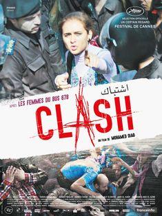 Film de  Mohamed Diab avec Nelly Karim, Hani Adel, Tarek Abdel Aziz. Synopsis : le Caire, été 2013, deux ans après la révolution égyptienne. Au lendemain de la destitution du président islamiste Morsi, un jour de violentes émeutes, des dizaines de manifestants aux convictions politiques et religieuses divergentes sont embarqués dans un fourgon de police... http://www.allocine.fr/film/fichefilm_gen_cfilm=236466.html