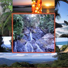 Waterfall Way, near Dorrigo, NSW Australia.