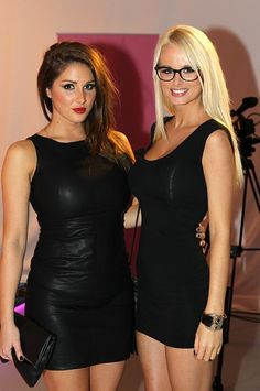 Image result for lucy pinder rhian sugden