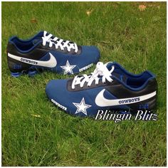 buy online 60bc3 9f8fa Dallas Cowboys Shoes, Cowboys 4, Cowboy Shoes, Nike Shox, Dwayne Johnson, 4  Life, Cheerleading, Cleats, Football Boots
