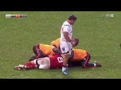 This is the most amazing video I've ever seen! That's why I love rugby so much! Rugby Sport, Rugby Men, Rugby Rules, Australian Football, Just A Game, Rugby Players, Respect, Soccer, My Love