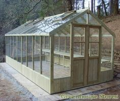 Image shared by Greenhouse Stores. Find images and videos about wooden greenhouse and swallow raven greenhouse on We Heart It - the app to get lost in what you love. Diy Greenhouse Plans, Greenhouse Supplies, Backyard Greenhouse, Small Greenhouse, Pallet Greenhouse, Homemade Greenhouse, Traditional Greenhouses, Contemporary Greenhouses, Wooden Greenhouses