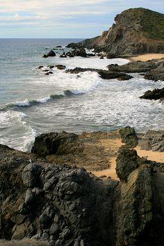 playa los cerritos, pescadero, baja california sur, mexico // may 2014