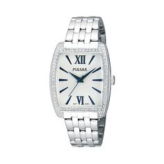 Pulsar Watch - Women's Night Out Stainless Steel
