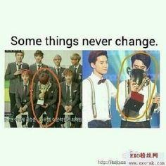 Hahaha, oh youre so.silly kyungsoo