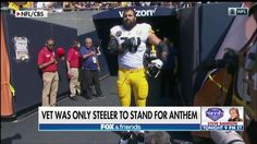 7d990c57716 Alejandro Villanueva Jersey Sales Skyrocket After He Was Only Steeler to  Stand for Anthem