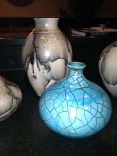 Raku Turquoise 4500 Grams COLEMANITE 1500 Grams NEPHOLYNE SYONIDE 60 Grams COPPER CARBONATE
