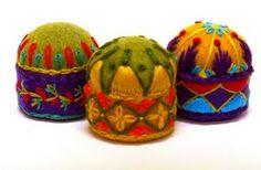 Really cool pincushions
