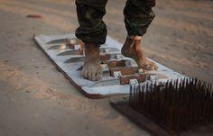 Gaza presents: 'Prisoners' summer camp'