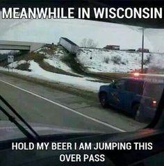 Shit Happens Pics, Videos and Memes Truck Memes, Funny Car Memes, Car Humor, Funniest Jokes, Redneck Trucks, Redneck Humor, Ford Jokes, Trucker Quotes, Mechanic Humor