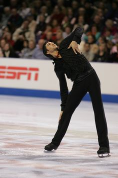 2007 U.S. champion Evan Lysacek.I love watching ice skating.Please check out my website thanks. www.photopix.co.nz