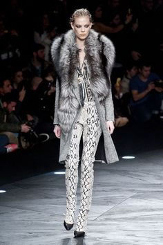 Roberto Cavalli - OOO this is fierce! From Milan fashion week
