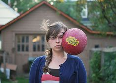 Stuff Being Thrown at My Head: Photos by Kaija Straumanis