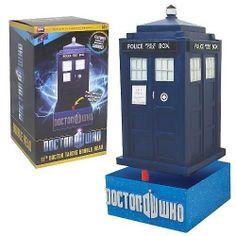 Doctor Who TARDIS Bobble Head Sound by Bif Bang « Game Time Home