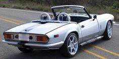 Triumph Spitfire Roll Bars   Performance Research Industries
