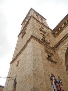 La Torre de La Colegiata de San Benito Abad