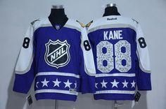 Price $35 for 2017 NHL All-Star Blackhawks 88 Patrick Kane jersey