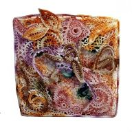 Orla Breslin - freeform lace crochet