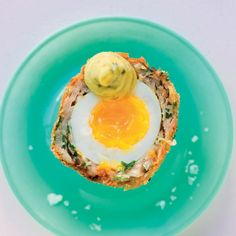 Scotch eggs | Woolworths TASTE Scotch Whiskey, Irish Whiskey, Light Recipes, Egg Recipes, Scotch Eggs, Bourbon Drinks, Smoked Ham, Pickle Relish, Home Brewing Beer