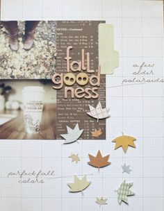 project by @Tina Aszmus featuring AUTUMN PRESS