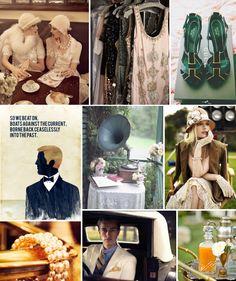 Mood Board Monday: Great Gatsby Style From HGTV's Design Happens Blog (http://blog.hgtv.com/design/2013/05/06/mood-board-monday-gatsby-style/?soc=pinterest)