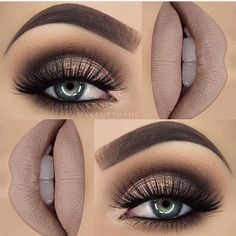 Hot makeup I love it #makeup #makeupforever  #lovemakeup  #Makeupaddictive