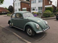 Classic VW beetle 1957 largely original