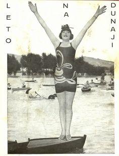 V Dunaji sa kúpali davy ľudí. Pozrite si staré fotografie bratislavského Lida – Denník N Bratislava