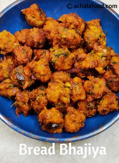 Ciabatta, Bread Pakora, Pakora Recipes, Upma Recipe, Bhaji Recipe, Paneer Recipes, Curry Recipes, Indian Veg Recipes, Punjabi Recipes