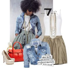 Untitled, created by istyle on Polyvore