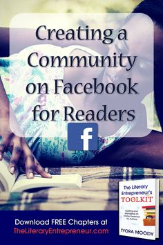 Creating a Community on Facebook for Readers