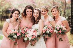 Columbus Wedding Photographers Hilton - Columbus Athenaeum - Downtown Columbus Wedding Photography | Robb McCormick Photography
