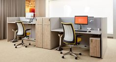 #Efficient-Planning by #Knoll.  #Escinter #moveis #remix #escritorio #workplacedesign #Workplace #cadeiras @EscinterMS