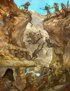 Anglerre Triple by *JonHodgson on deviantART