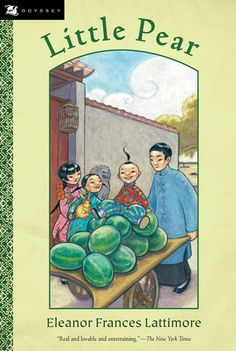 Life in China during the turn of the century. Little Pear is a young boy who lives in a small village in China. Although his story takes place long ago, he is much like any little boy today--always on the lookout for excitement and adventure!