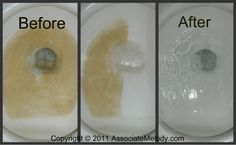 How to chemically Strip Stain   How To Get Rid Of A Hard Water Stain : Independent Watkins Associate ...