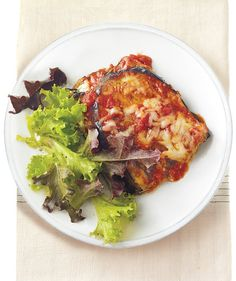 Eggplant Lasagna With Herbed Ricotta and Asiago   The incredibly versatile eggplant works in everything from Italian to Asian recipes. Bonus: Eggplant makes a tasty substitute for meat, too.