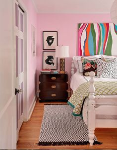 New Bedroom Colors that Make You Happy