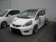 modded honda fit - Google Search