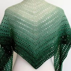 (6) Name: 'Knitting : Kalari Shawl
