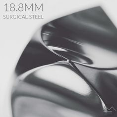 18,8mm bowl piece in surgical stainless steel