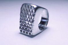 Silver Ring - Anillo Plata 925