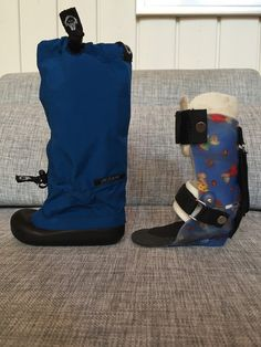 Ankle Foot Orthoses and the Right to Play! – MyMayu  rain/snow boots