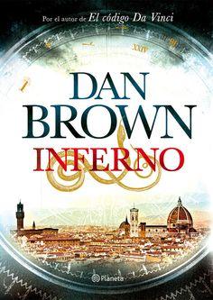 Inferno De Dan Brown Epub Mobi Y Pdf en Mercado Libre Venezuela Must Read Novels, Books To Read, I Love Books, Good Books, Free Books, Robert Langdon, Books Art, Inferno Dan Brown, Reading At Home