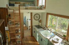 Rustic Tiny Home | Tiny Heirloom Luxury Custom Built Tiny Homes