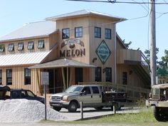 The New Flying Melon On Ocrae Island My Favorite Place To Eat