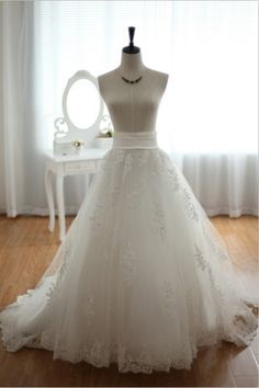 We found four wedding skirts on Pinterest, and two bonus bridesmaid and flower girl skirts! Description from skirtfixation.com. I searched for this on bing.com/images